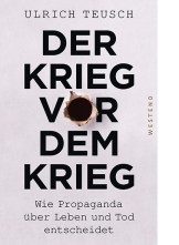 Der Krieg vor dem Krieg_Autor_01
